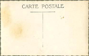 PAQUEBOT S/S NORMANDIE - Carte postale classique petit format - Anonyme noir et blanc - Réf site : ANOC-10-1-R-PSB