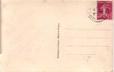 S.S NORMANIDIE - Carte postale glacée ANOG-1-647-V
