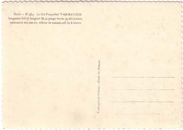 Paquebot S/S NORMANDIE - Carte postale Grand Format Glacée Noir et Blanc - Editeur : Anonyme - Réf. Site : ANOGFG 2-R954 PSB