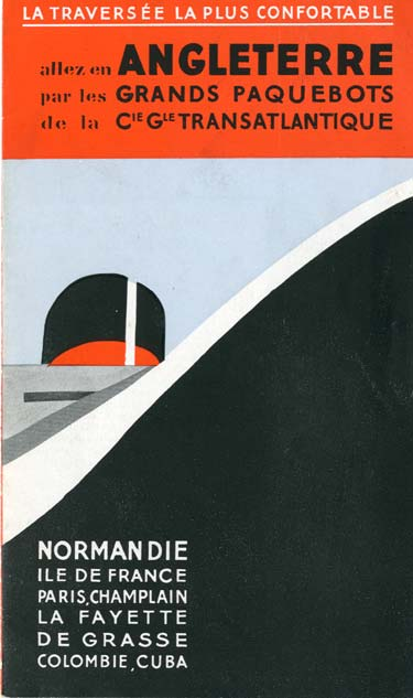 calendrier-tarif France Angleterre 1936-2