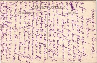S.S NORMANDIE - Carte postale couleurs classique Edition ELD - Réf. 1-641-2 Verso