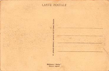 PAQUEBOT S.S NORMANDIE - CARTE POSTALE CLASSIQUE SEPIA - EDITEUR : GABY-ARTAUD - REF.SITE : GAB-ARTC 2-2-156 PSB