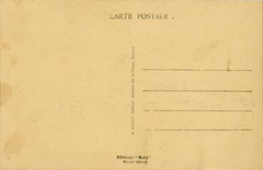 S/S NORMANDIE - Carte postale Petit format classique GAB-ARTC 2-3-135