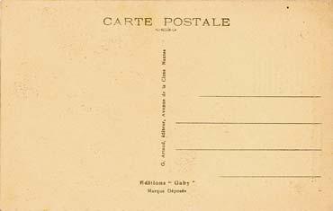 PAQUEBOT S.S NORMANDIE - CARTE POSTALE CLASSIQUE SEPIA - EDITEUR : GABY-ARTAUD - REF.SITE : GAB-ARTC 5-2-169 PSB
