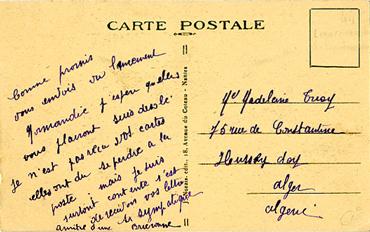 PAQUEBOT S.S NORMANDIE - CARTE POSTALE CLASSIQUE SEPIA - EDITEUR : NOZAIS - REF.SITE NOZC 1-5