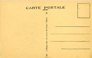 PAQUEBOT S.S NORMANDIE - CARTE POSTALE CLASSIQUE SEPIA - EDITEUR : NOZAIS - REF.SITE NOZC 1-6