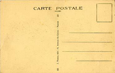 PAQUEBOT S.S NORMANDIE - CARTE POSTALE CLASSIQUE SEPIA - EDITEUR : NOZAIS - REF.SITE NOZC 1-9