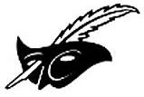 Logo `LE MASQUE` par M. VOX